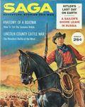 Saga Magazine (1950 2nd Series) Vol. 20 #5