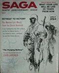 Saga Magazine (1950 2nd Series) Vol. 20 #6