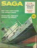 Saga Magazine (1950 2nd Series) Vol. 21 #1