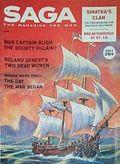Saga Magazine (1950 2nd Series) Vol. 21 #4