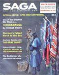 Saga Magazine (1950 2nd Series) Vol. 22 #1
