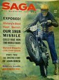 Saga Magazine (1950 2nd Series) Vol. 22 #5