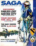 Saga Magazine (1950 2nd Series) Vol. 22 #6
