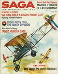 Saga Magazine (1950 2nd Series) Vol. 23 #1