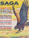 Saga Magazine (1950 2nd Series) Vol. 23 #2