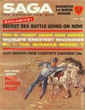 Saga Magazine (1950 2nd Series) Vol. 23 #6