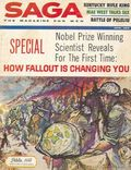 Saga Magazine (1950 2nd Series) Vol. 24 #1