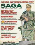 Saga Magazine (1950 2nd Series) Vol. 24 #6