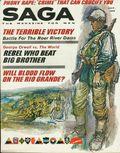 Saga Magazine (1950 2nd Series) Vol. 25 #1