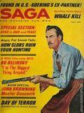 Saga Magazine (1950 2nd Series) Vol. 25 #2