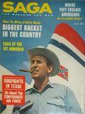 Saga Magazine (1950 2nd Series) Vol. 25 #3