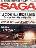 Saga Magazine (1950 2nd Series) Vol. 25 #4