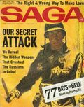 Saga Magazine (1950 2nd Series) Vol. 25 #5