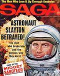 Saga Magazine (1950 2nd Series) Vol. 25 #6