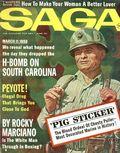 Saga Magazine (1950 2nd Series) Vol. 26 #3