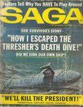 Saga Magazine (1950 2nd Series) Vol. 26 #4