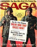 Saga Magazine (1950 2nd Series) Vol. 26 #5