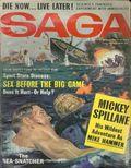 Saga Magazine (1950 2nd Series) Vol. 27 #2