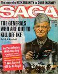 Saga Magazine (1950 2nd Series) Vol. 27 #4