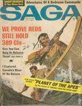 Saga Magazine (1950 2nd Series) Vol. 28 #2