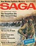 Saga Magazine (1950 2nd Series) Vol. 28 #3