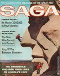 Saga Magazine (1950 2nd Series) Vol. 28 #5