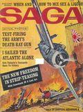 Saga Magazine (1950 2nd Series) Vol. 29 #2