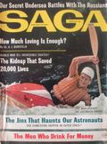 Saga Magazine (1950 2nd Series) Vol. 29 #5