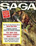 Saga Magazine (1950 2nd Series) Vol. 29 #6