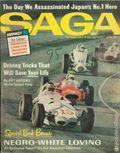Saga Magazine (1950 2nd Series) Vol. 30 #1