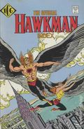 Official Hawkman Index (1986) 2