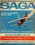Saga Magazine (1950 2nd Series) Vol. 30 #4