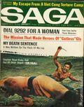 Saga Magazine (1950 2nd Series) Vol. 30 #5