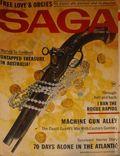 Saga Magazine (1950 2nd Series) Vol. 31 #1