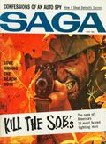 Saga Magazine (1950 2nd Series) Vol. 31 #2