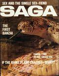 Saga Magazine (1950 2nd Series) Vol. 31 #3