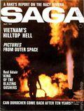 Saga Magazine (1950 2nd Series) Vol. 32 #1