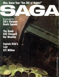 Saga Magazine (1950 2nd Series) Vol. 32 #2