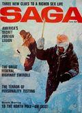 Saga Magazine (1950 2nd Series) Vol. 32 #3
