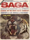 Saga Magazine (1950 2nd Series) Vol. 32 #6