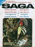 Saga Magazine (1950 2nd Series) Vol. 33 #1