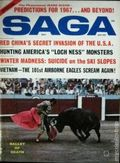 Saga Magazine (1950 2nd Series) Vol. 33 #4