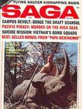 Saga Magazine (1950 2nd Series) Vol. 33 #5