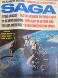 Saga Magazine (1950 2nd Series) Vol. 34 #1