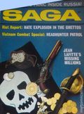 Saga Magazine (1950 2nd Series) Vol. 34 #5