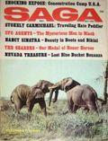 Saga Magazine (1950 2nd Series) Vol. 35 #1