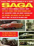 Saga Magazine (1950 2nd Series) Vol. 36 #1