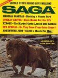 Saga Magazine (1950 2nd Series) Vol. 36 #2