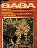 Saga Magazine (1950 2nd Series) Vol. 36 #3