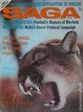 Saga Magazine (1950 2nd Series) Vol. 37 #1